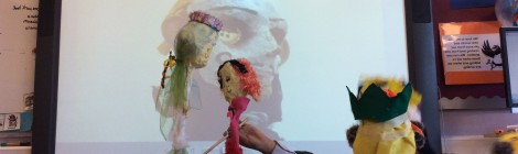 4C Puppet Show – Every Child is an Artist